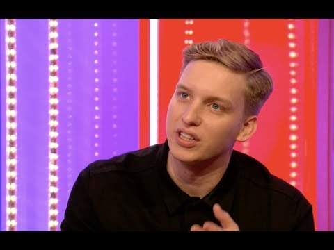 George Ezra Interview+Live Music - Paradise. The One Show. BBC. 28 Mar 2018