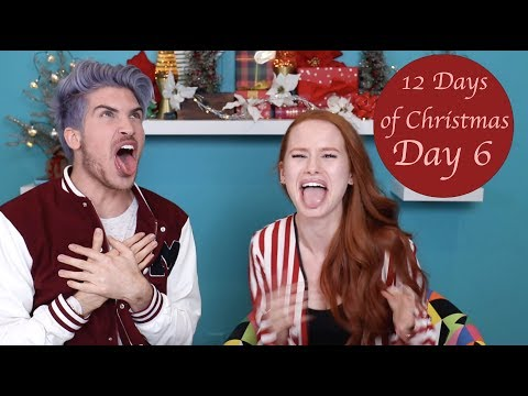 Download Youtube: INSTANT REGRET with JOEY GRACEFFA (Bean Boozled Challenge)| Madelaine Petsch