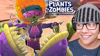 Plants vs. Zombies: Battle for Neighborville - DEVORANDO ZUMBIS !