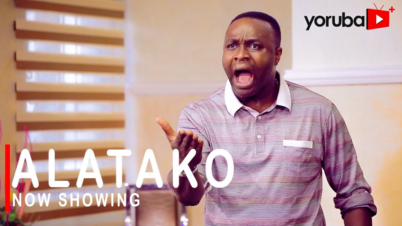 Download Alatako Latest Yoruba Movie 2021 Drama Starring Femi Adebayo | Fathia Balogun | Bukola Makinwa