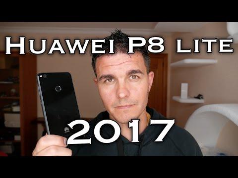 Huawei P8 Lite 2017 review en español