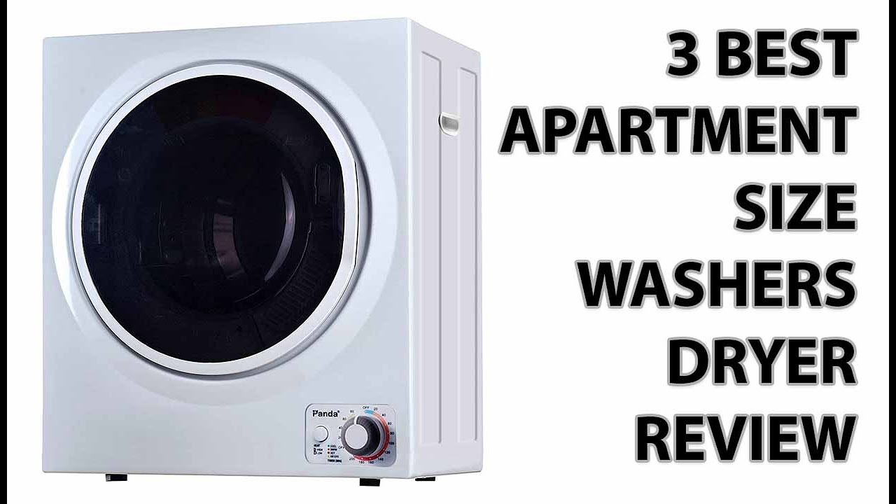 3 Best Apartment Size Washers Dryer Review 2017 | Apartment Size ...
