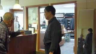 David Wong speaks with Mr. Bill Wong of Modernize Tailors in Vancouver.mp4