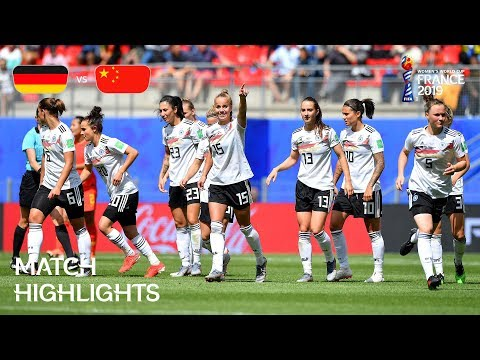 Germany V China PR - FIFA Women's World Cup France 2019™