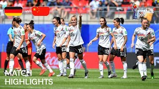 Download Germany v China PR - FIFA Women's World Cup France 2019™ Mp3 and Videos