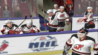 NHL 2001 PS2 Gameplay HD