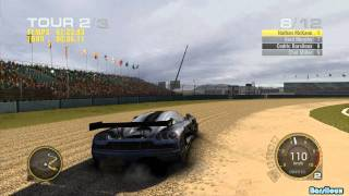 Race Driver Grid - Pc Gameplay - International league competition (Global) - GT1 Pt 51
