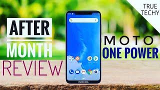Moto One Power Review,After Month Powerpack Review,Gaming,Camera,Display,Battery Review