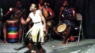 African Night at Mankato State: Ghana, Ethopia, Liberia, Sierra Leone, Somalia, Eritrea, America