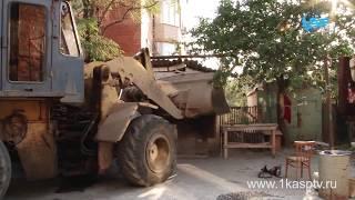 Соседские войны  привели к сносу незаконных пристроек