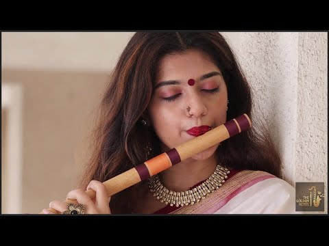 Teri Mitti-Kesari-Flute-Palak Jain-The Golden Notes -Ft. Riyaz App
