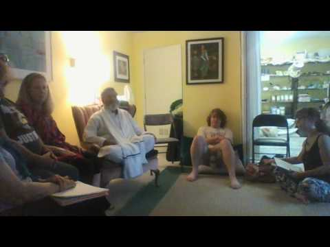 Fountain of Youth with Guruji Arun part 1 of 3