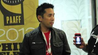 Parry Shen interview at the Philadelphia Asian American Film Festival