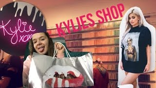 KYLIE JENNER'S STORE / haul