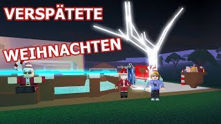 Much late Christmas ▶ Roblox Lumber Tycoon #129