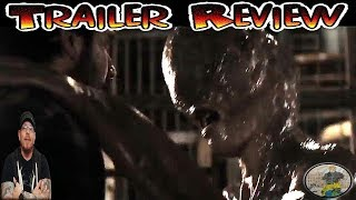 DEVILS GATE (2018) Creature Feature Trailer review - This flick looks Insane!!