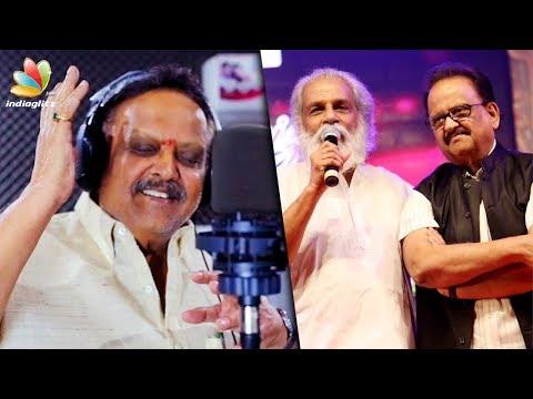 ദളപതിക്കു ശേഷം S P B  യും യേശുദാസും | After Dalapathi, Yesudas & SPB to team up for a Malayalam song