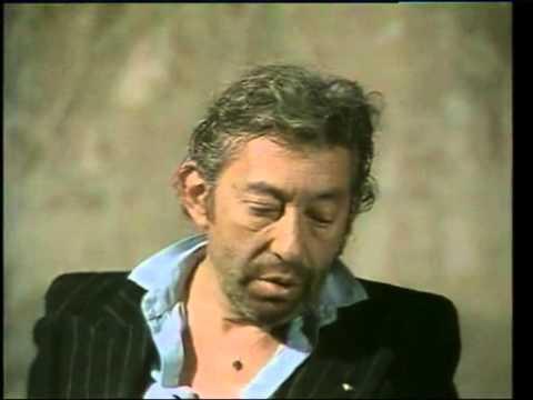 Serge Gainsbourg - La Javanaise