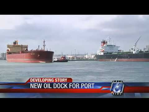 Port approves lease agreement for construction of new oil dock