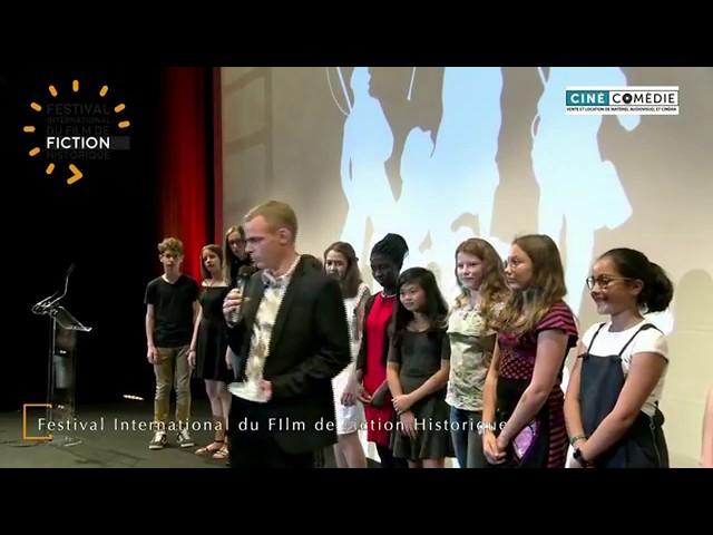 Prix collège Haute Garonne  - FIFFH 2018