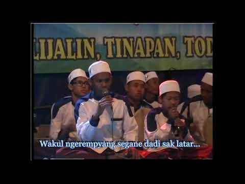 BBM Terbaru New Gundul-Gundul Pacul {Blora}
