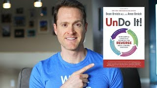I recently read dr. dean ornish's new book undo it! how simple lifestyle changes can reverse most chronic disease. really enjoyed it as have all ...