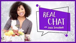 REAL CHAT w/ Jazz Smollett