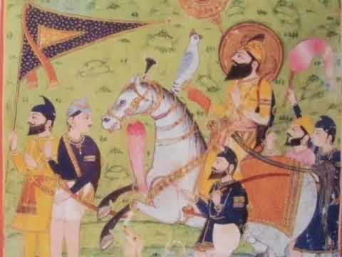 Parsang Mai Bhago ji - Katha Suraj Prakash Ayan1 Adhyay13 - Sant Giani Inderjit Singh Ji Raqbe wale