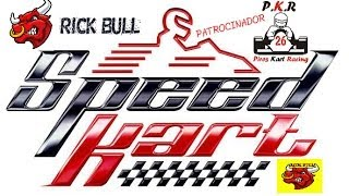 RICK BULL- SPEED KART LIGHT-REGISTRO-SP/ ON-BOARD GOPRO/*09/11/2013