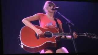 Taylor Swift Red Tour- Sad Beautiful Tragic -St. Paul MN
