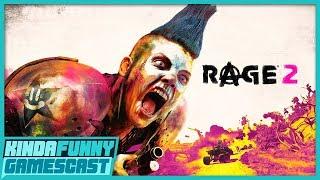 Rage 2 Impressions - Kinda Funny Gamescast Ep. 222