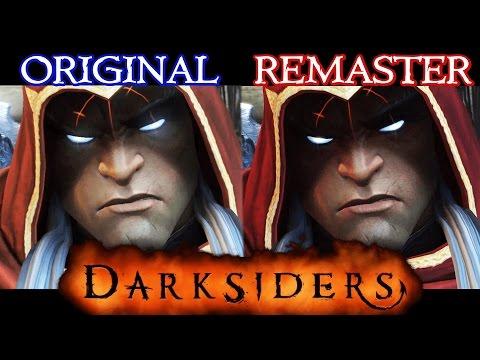 Darksiders Warmastered vs Original Comparison