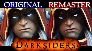 Darksiders Warmastered vs Original Comparison