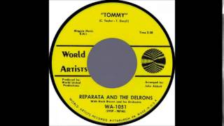 REPARATA AND THE DELRONS  - Tommy  1965 World Artists WA 1051