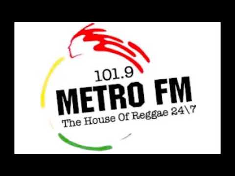 Metro FM House Of Reggae. Frequency 101.9 record from archives through accidental excavation.