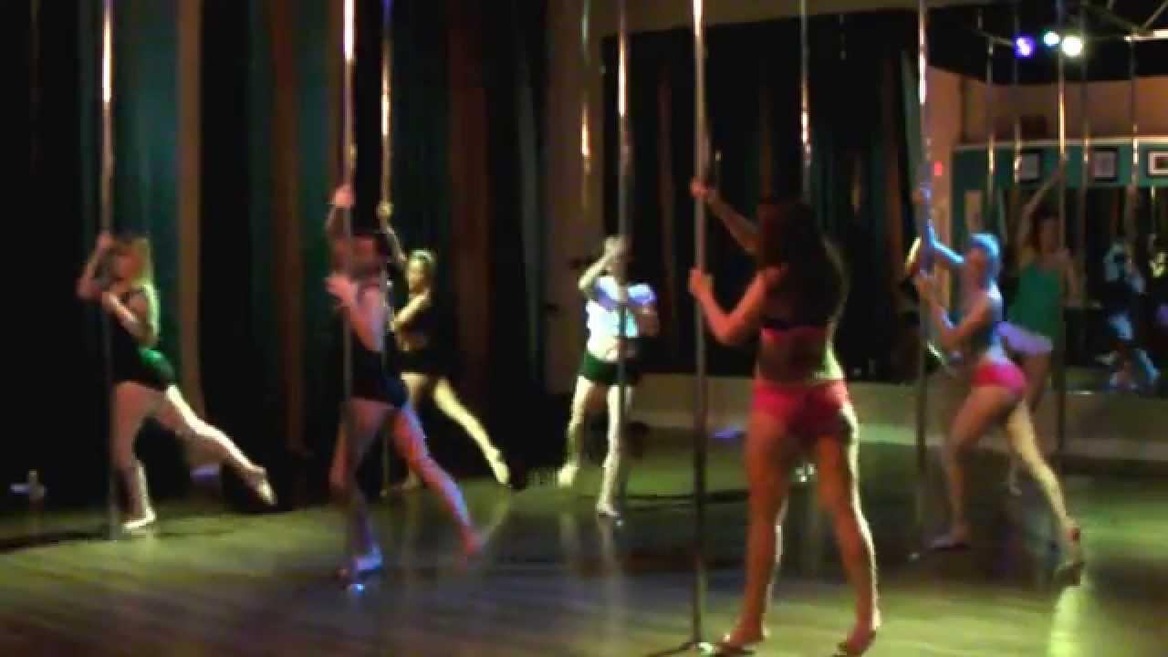 Take Me to Church - Hozier Beginner Pole Dance Routine 2-2 ...