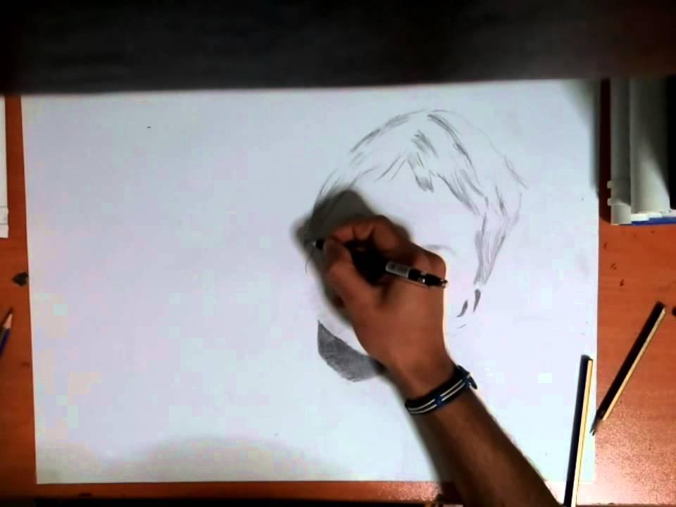 Karakalem bebek çizimi - YouTube
