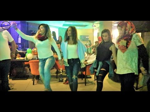 دبكة بنات قوية 😍 |  Lebanese Girls Dabke