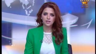 نشرة أخبار الثالثة - ساندي الحباشنة  23-01-2017