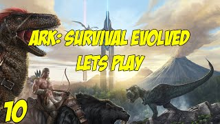 ARK: Survival Evolved Ep 10 | Wimpy Trees