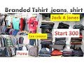 branded jeans ,tshirt,shirt start only 300//jack & jones/ puma/leecooper/reebok in delhi cheap price