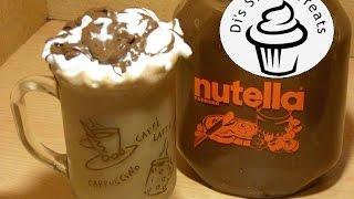Nutella Coffee Milkshake- Di's Sweet Treats