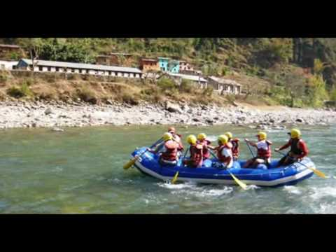 Nepal Kathmandu Rafting down the Kali Ghandaki River Package Holidays Travel Guide Travel To Care