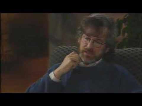"""Steven Spielberg with Jimmy Carter talk """"HOOK"""""""