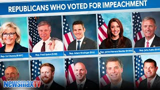 Why these GOP members voted against Trump | REPORT