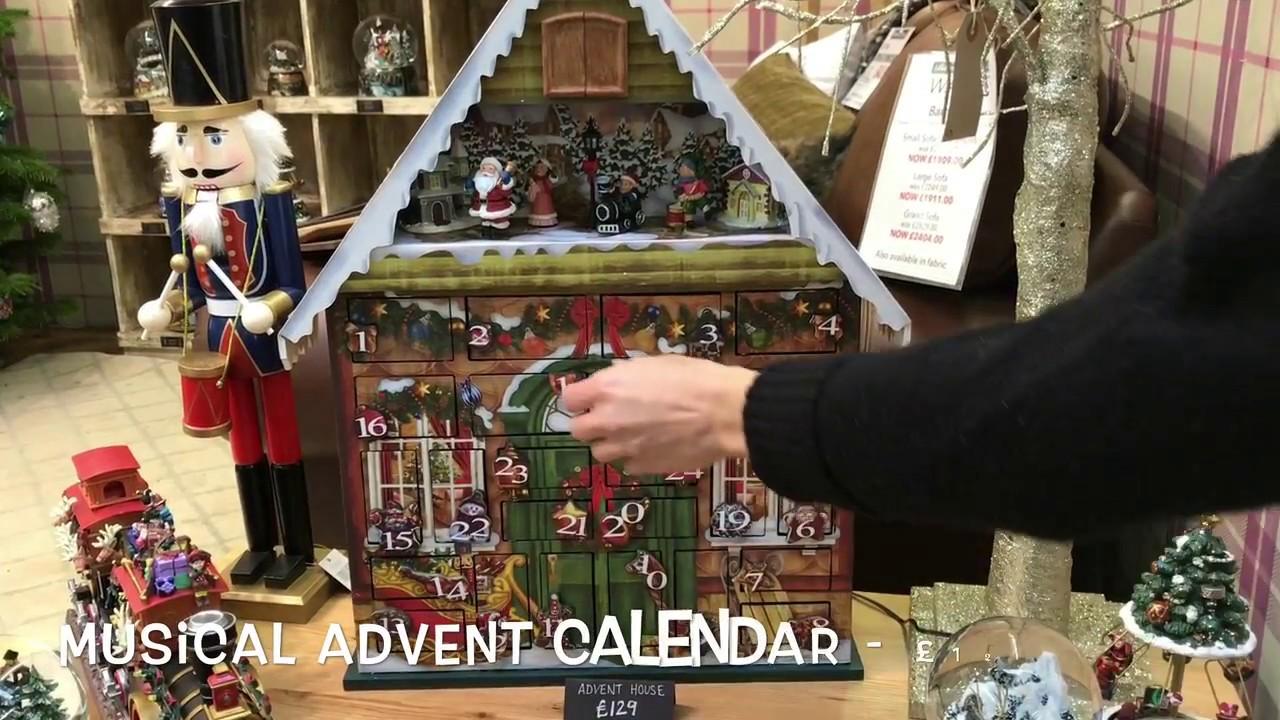 86b7c90b733 Musical Advent Calendar House – Barretts of Woodbridge