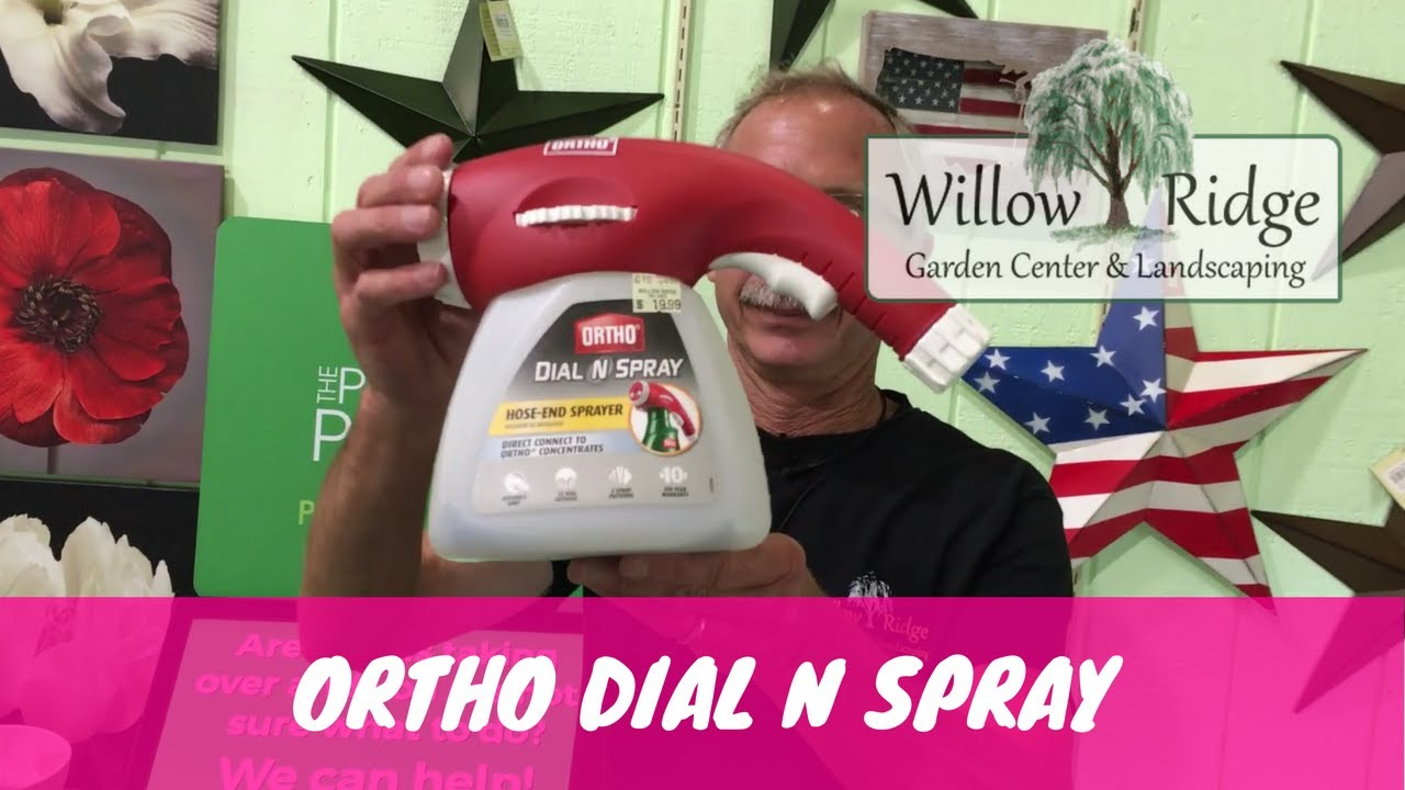 Ortho DIAL N SPRAY