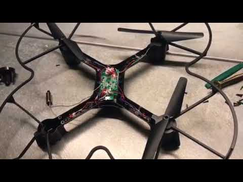Dx 3 Drone Repair Sharper Image Youtube