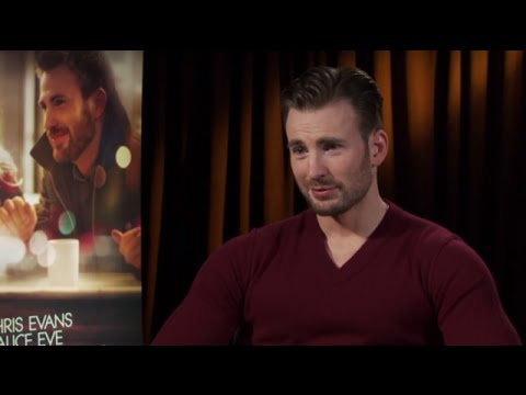 You'll never guess what movie made Chris Evans cry