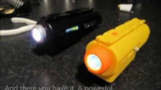 nerf tactical light mod